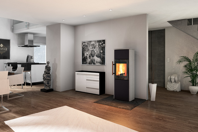 vaio feuerzeit sanfte w rme mit kamin und pelletofen. Black Bedroom Furniture Sets. Home Design Ideas